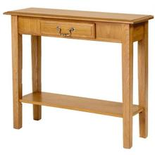 See Details - Sofa Table w/Drawer
