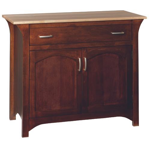 Country Value Woodworks - Monarch 2 Door Buffet