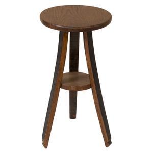 Best Craft Furniture - AR374 Red Oak Plant Stand
