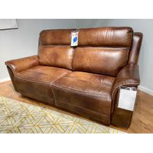 See Details - CLOSEOUT Pacific Oak Reclining Sofa