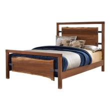 See Details - Westmere Live Edge Bed