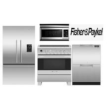 View Product - FISHER AND PAYKEL 30 IN INDUCTION RANGE