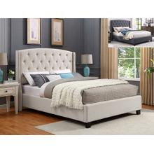 View Product - Crown Mark 5111 Eva King Bed