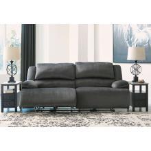 Clonmel 2 Seat Reclining Sofa - Charcoal