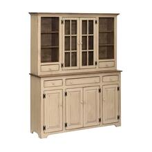 Large Country Hutch