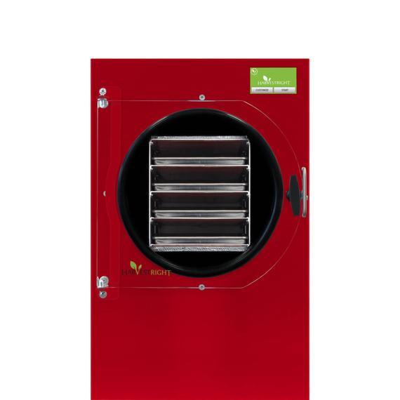 Medium Red Freeze Dryer with Mylar Starter Kit