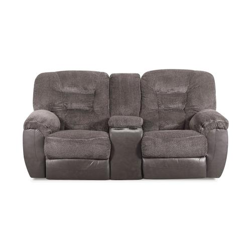 Darcy Charcoal Reclining Sofa and Loveseat (50439)