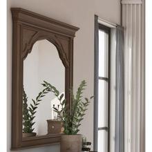 See Details - Highland Park Vintage Dresser Mirror