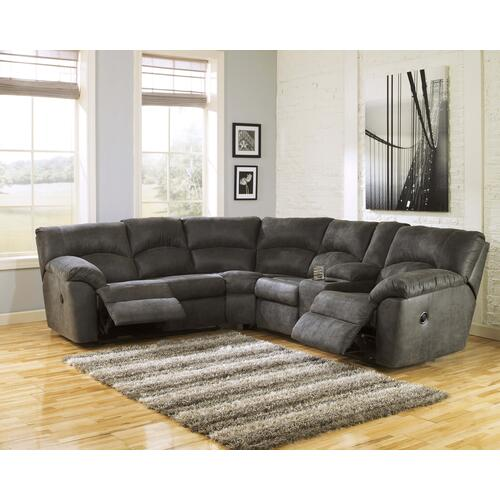 27801 Pewter Sectional