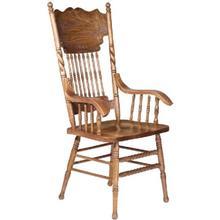 View Product - Larkin Twist Arm Chair