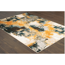 """See Details - 5'3"""" X 7'6"""" SEDONA AREA RUG      (9593A,91645)"""