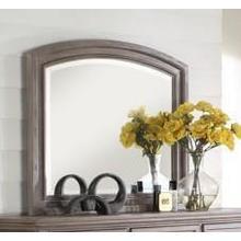 Allegra Mirror-Pewter