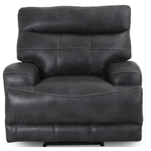 POWER RECLINER WITH POWER HEADREST in SLATE GREY    (WARE-5183-1,40044)