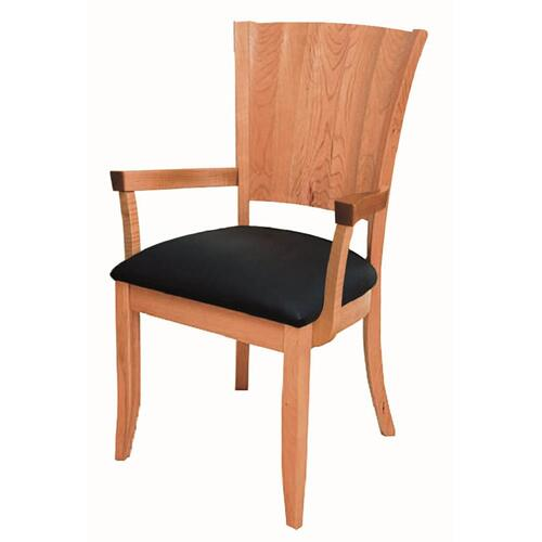 Rippleback Arm Chair