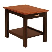 See Details - Manchester End Table