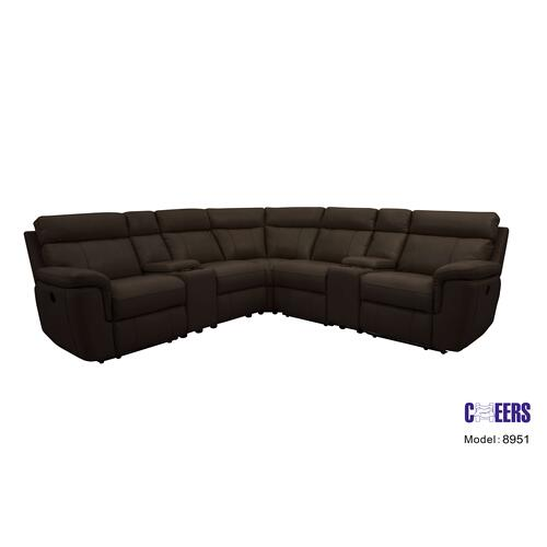 Cheers - Reclining Sectional