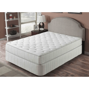 Galaxy  FULL BED-IN-A-BOX  9 Inch Pocketed Coils Mattress