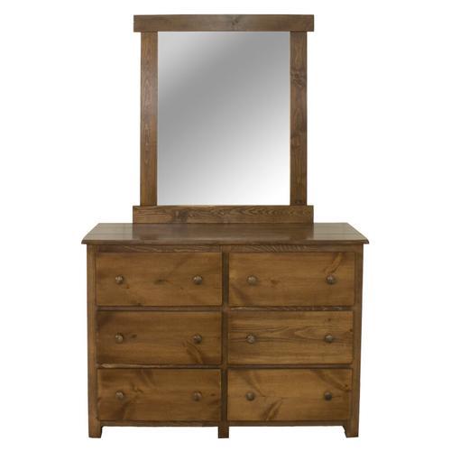 Best Craft Furniture - SC762  6-Drawer Dresser