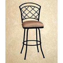 Baldwin - Armless Swivel Barstool