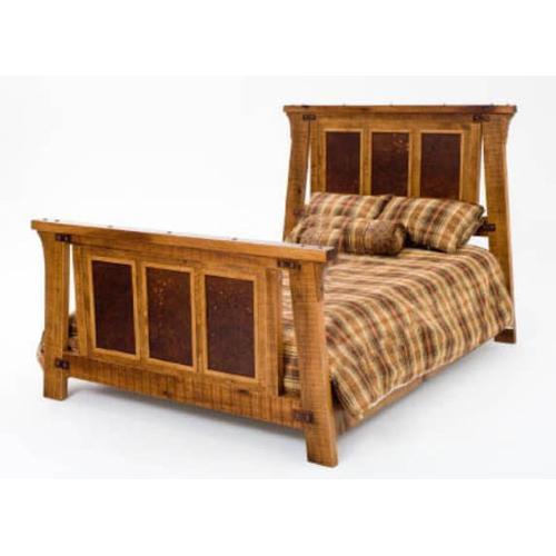 Bungalow Craftsman Bed