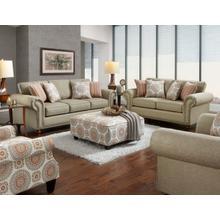TS3110  Sofa & Loveseat - Turino Sisal (TS502 Chair, TS532 Chair & TS109 Ottoman)