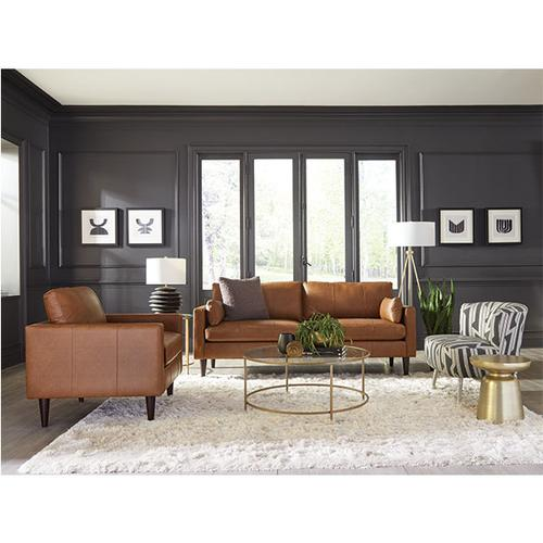 Best Home Furnishings - Trafton Leather Sofa