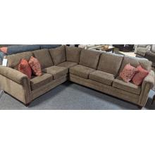 See Details - ISLANDER ARCHIE 2 PIECE SECTIONAL