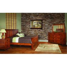 Country Mission Bedroom Set