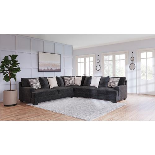 Signature Design By Ashley - Lavernett 3-piece Sectional