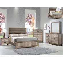 Matteo Bedroom Group. CALIFORNIA KING Bedroom Set 5 Pieces.