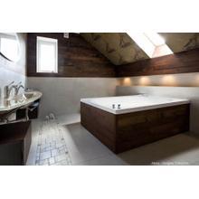 ALEXIS DESIGNER COLLECTION RECTANGLE BATH TUB