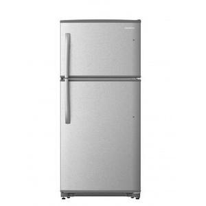 18 Cu Ft 2 Door Top Freezer Refrigerator- Stainless