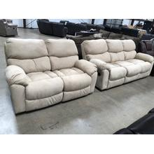 See Details - RECLINING SOFA  AND LOVE SEAT SPECIAL  AF2903