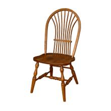 Bow Wheat Side Chair