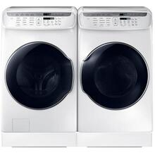 See Details - Samsung Flex Washer and Gas Dryer