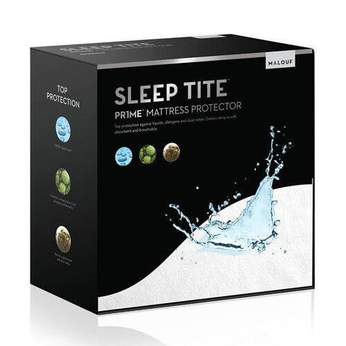 SLEEP TITE Prime Terry Mattress Protector
