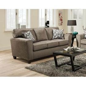 Cornell Pewter Sofa (Sofas - Stationary)