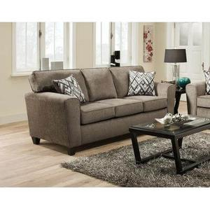 American Furniture Manufacturing - Cornell Pewter Sofa (Sofas - Stationary)