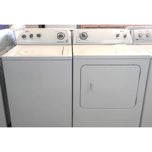$599 Sets Any Brand, Admiral, Amana, Kenmore, Whirlpool, Maytag, Roper, GE etc Washer (3.4 Cu. Ft.) & Dryer (6.5 Cu. Ft.) Set  (USED) *90 Day Warranty*