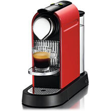 Nespresso C111-US-RE-NE1 Citiz Espresso Maker, Red