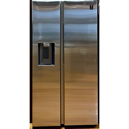 Samsung RS27T5200SR  27.4 cu. ft. Large Capacity Side-by-Side Refrigerator in Stainless Steel **Replacement Doors Ordered**