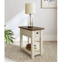 See Details - Bolanburg Chairside End Table