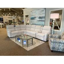 Rio Power Reclining Sectional