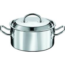 Rosle Stainless Steel Low Casserole Multiply, 6.3-Inches