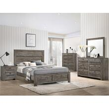 Crown Mark B6960 Bateson King Bedroom