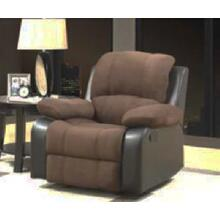 Rider Chocolate - Rocker Recliner