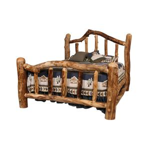 Aspen Kodiak Log Bed