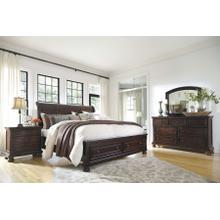 See Details - 4 pc. Porter Bedroom - King