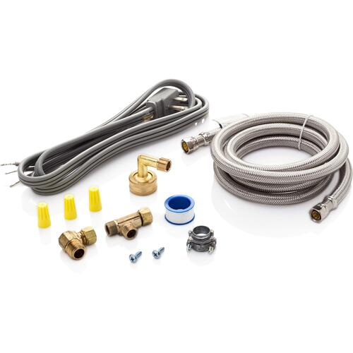 Dishwasher Installation Kit with Power Cord