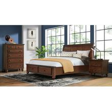 View Product - 5 Piece Bedroom Set   King upgrade available